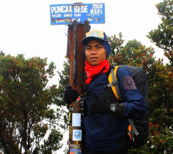 Gunung Gede - Abdul Haris Nasution