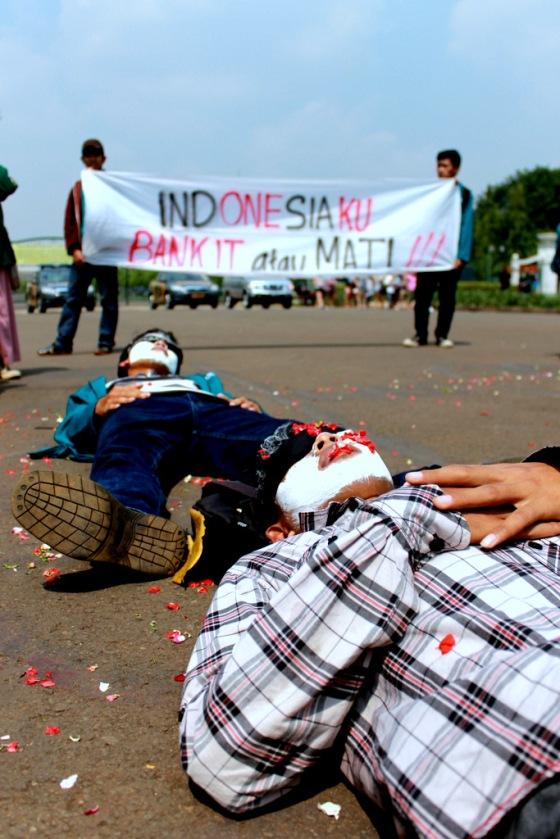 Indonesia, Bangkit Atau Mati!!!