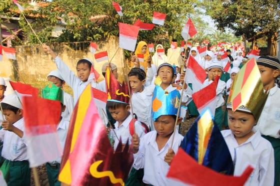 Sebuah Perayaan dalam Suasana Kemerdekaan... Benarkan negara ini telah merdeka?